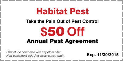 Annual Pest Agreement
